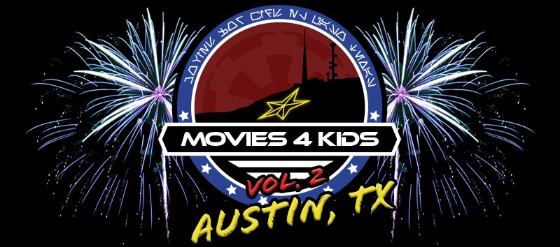 Movies4Kids Logo Austin