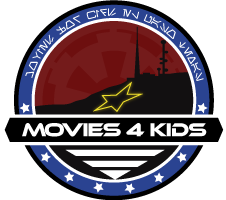 Movies 4 Kids Logo