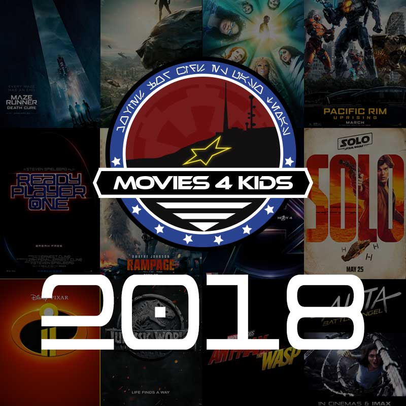 Movies4Kids 2018 Cover